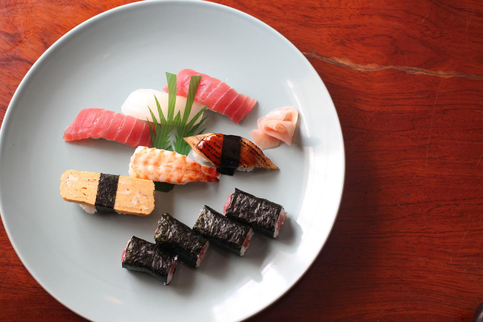 栄寿し 握り寿司