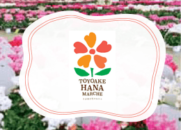 TOYOAKE HANA MARCHE